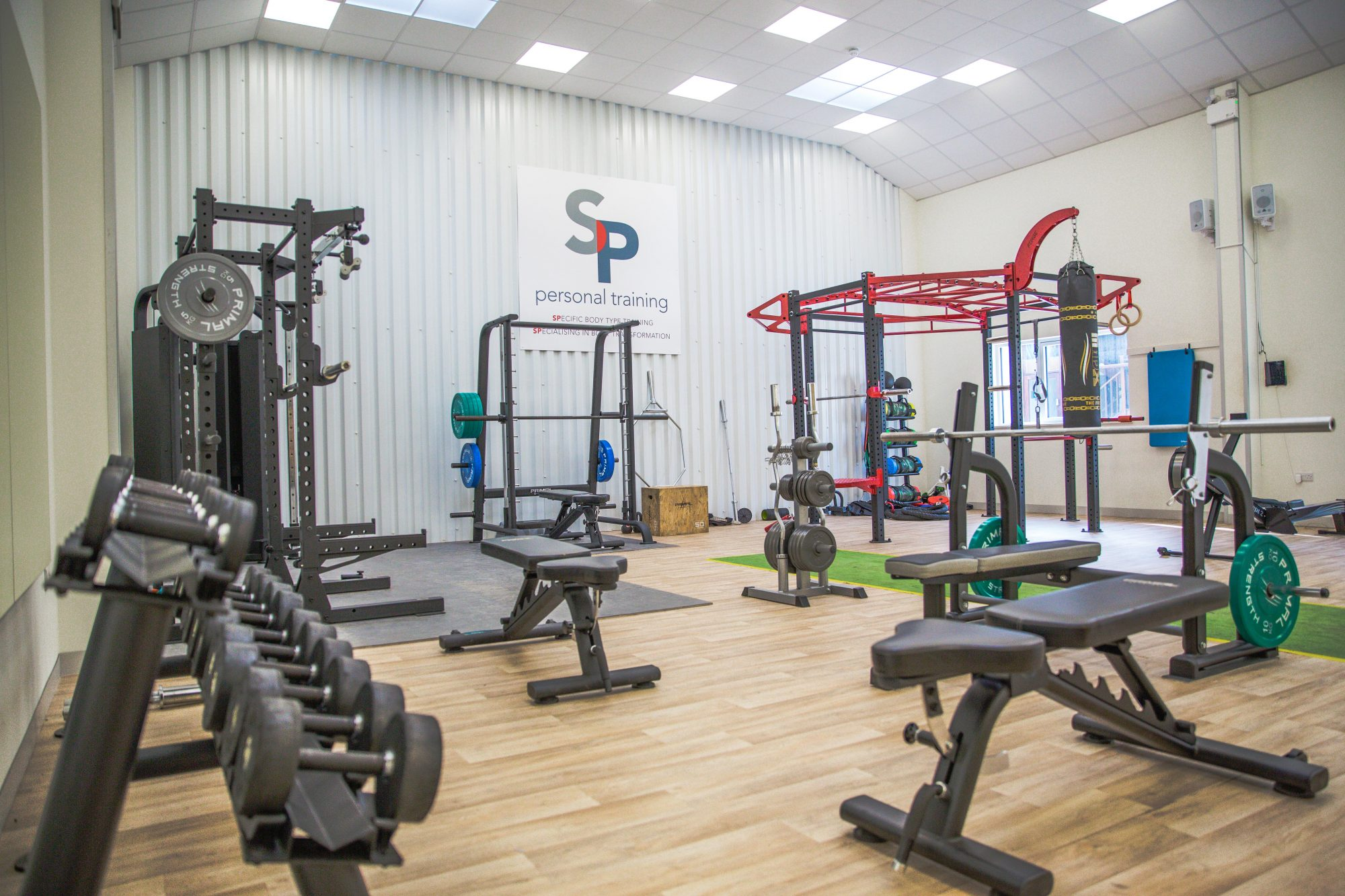 Hartnoll Business Centre : Bespoke Fitness Gym