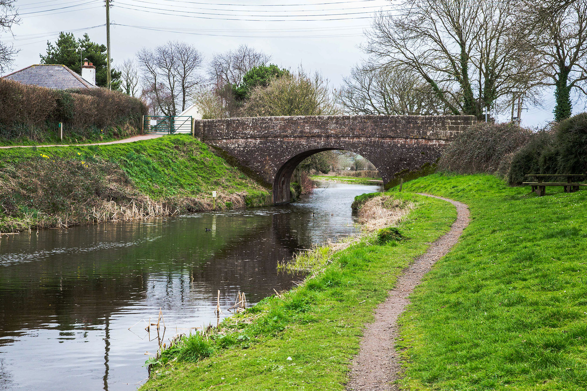 Hartnoll Business Centre : Grand Western Canal